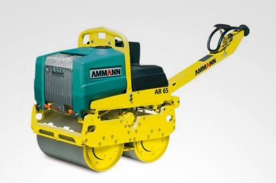 Ammann AR 65 handgeführte Vibrationswalze