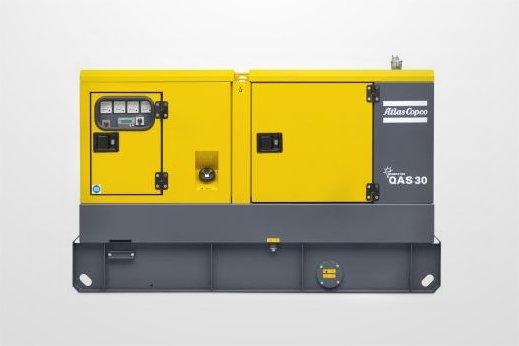 Atlas Copco QAS 30 Stromerzeuger