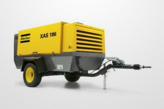 Atlas Copco XAHS 186 Kompressor
