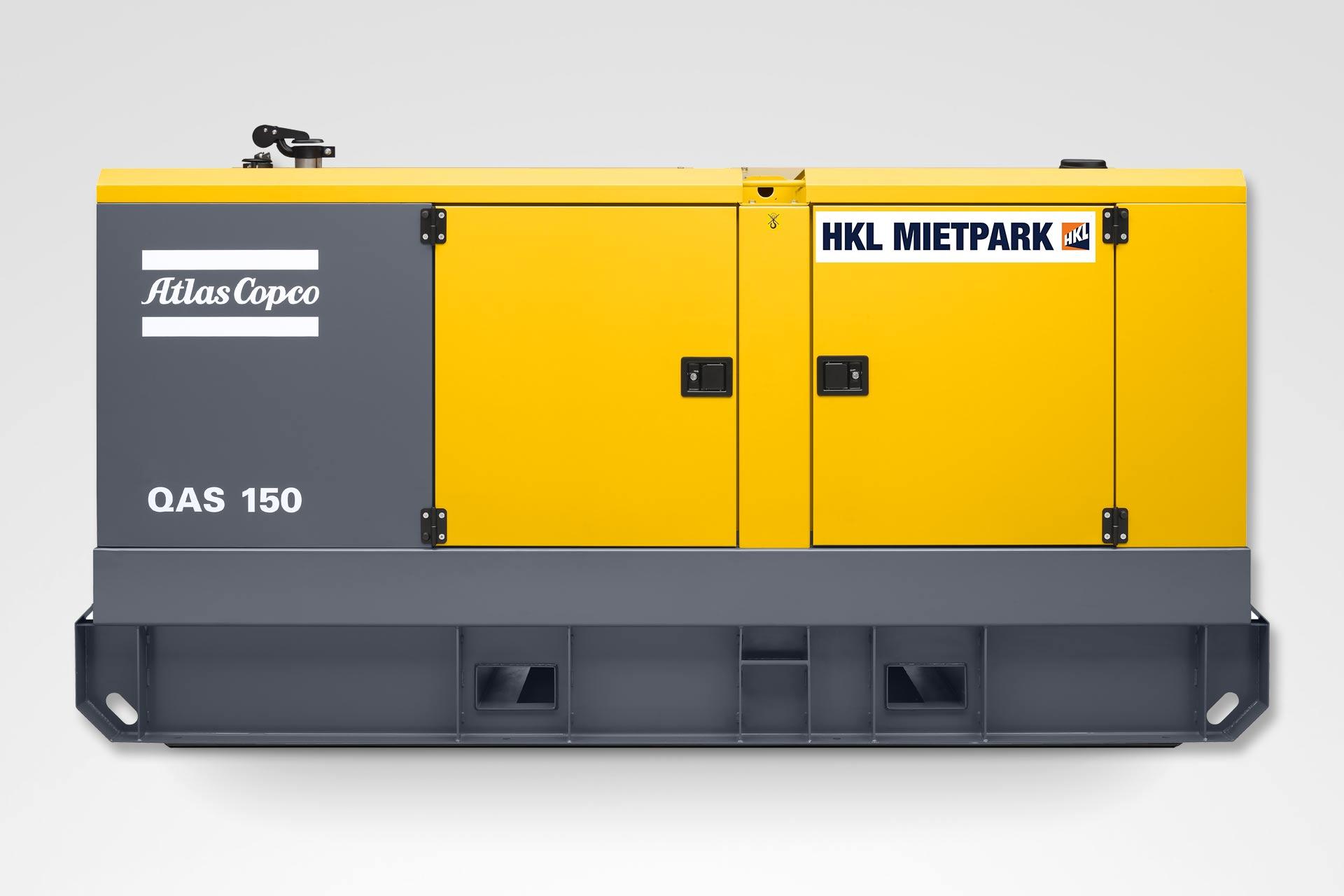 Atlas Copco QAS 150 Stromerzeuger