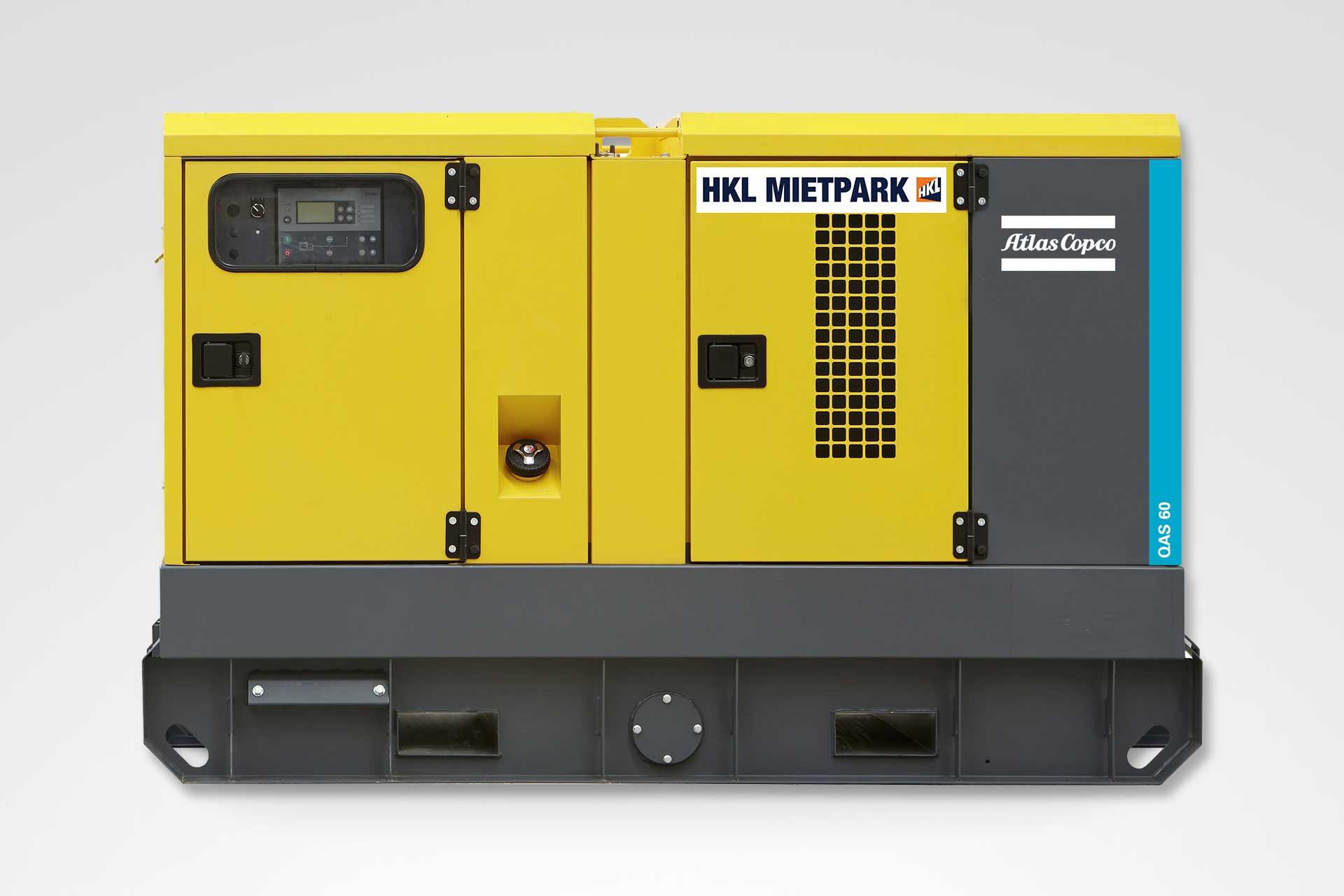 Atlas Copco QAS 60 Stromerzeuger