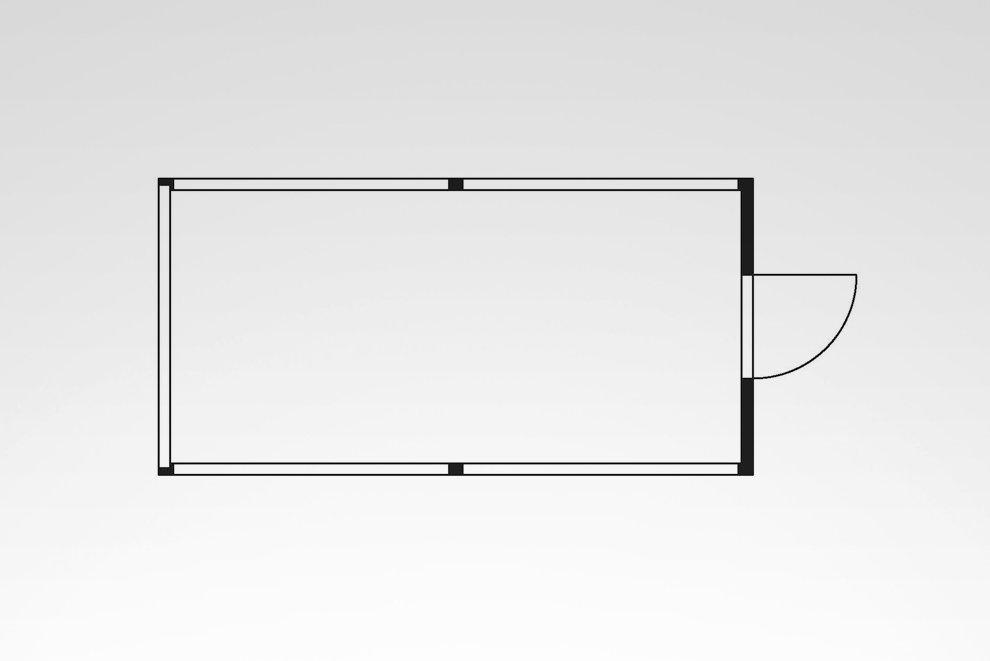 Flur-Container Typ HKL GA 16 A