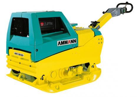 Ammann AVH 100-20 reversierbare Vibrationsplatte mieten bei HKL BAUMASCHINEN