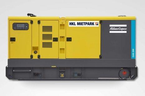 Atlas Copco QAS 200 Stromerzeuger mieten bei HKL
