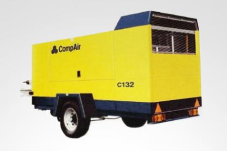 CompAir C 132-12NA Kompressor bei HKL BAUMASCHINEN