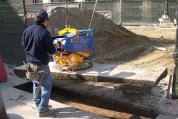 Probst Jumbo SH 2500 Vakuum-Hebegerät mieten bei HKL BAUMASCHINEN