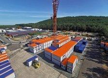 HKL eröffnet großes Raumsysteme-Center in Oberhausen