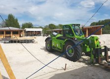 Karibikfeeling mit HKL Maschinen