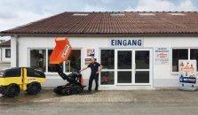 Noch mehr Maschinen-Kompetenz in Nordbayern
