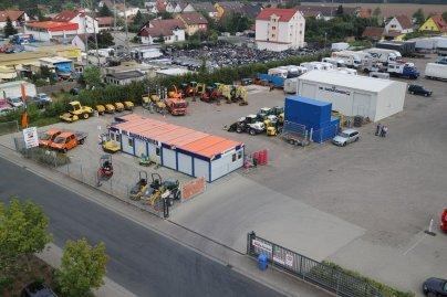HKL Baumaschinen Aschaffenburg - Mieten - Kaufen - Service