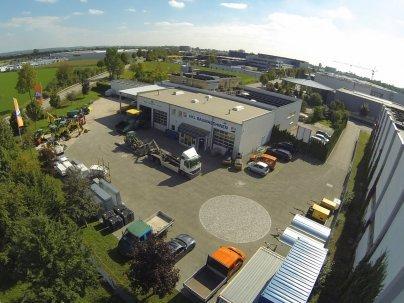 HKL Baumaschinen Augsburg - Mieten - Kaufen - Service