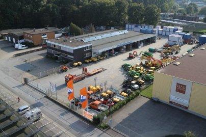 HKL Baumaschinen Bielefeld - Mieten - Kaufen - Service