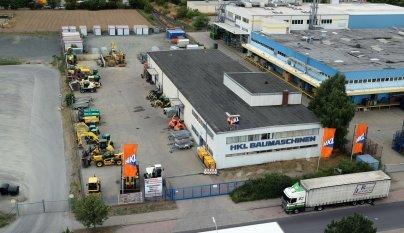 HKL Baumaschinen Braunschweig - Mieten - Kaufen - Service