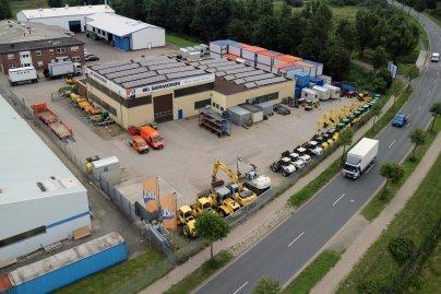HKL Baumaschinen Bremen - Mieten - Kaufen - Service