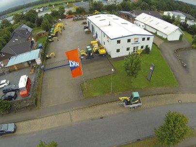 HKL Baumaschinen Flensburg - Mieten - Kaufen - Service