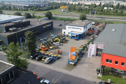 HKL Baumaschinen Frankfurt/Main Nord - Mieten - Kaufen - Service