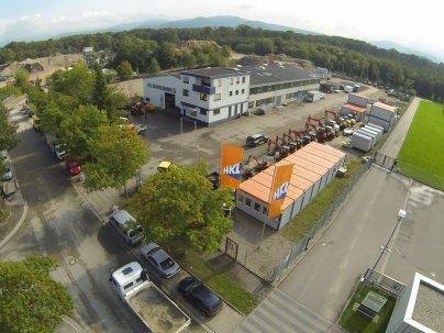HKL Baumaschinen Freiburg - Mieten - Kaufen - Service