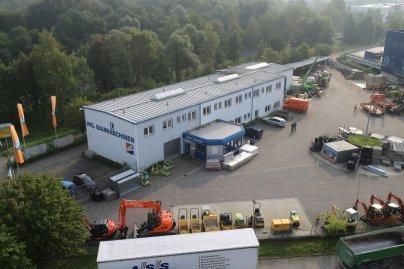 HKL Baumaschinen Hanau - Mieten - Kaufen - Service