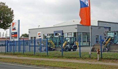 HKL Baumaschinen Bergen - Mieten - Kaufen - Service
