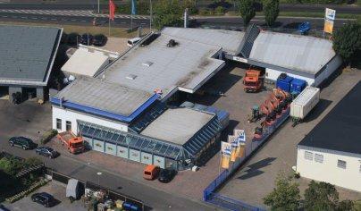 HKL Baumaschinen Bonn - Mieten - Kaufen - Service