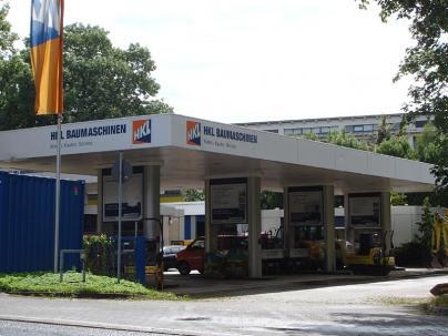 HKL Baumaschinen Chemnitz - Mieten - Kaufen - Service