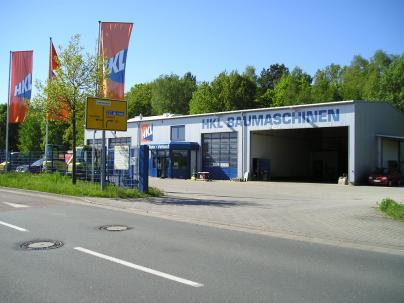 HKL Baumaschinen Dessau - Mieten - Kaufen - Service