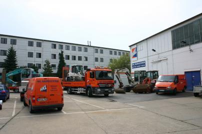 HKL Baumaschinen Dresden - Mieten - Kaufen - Service