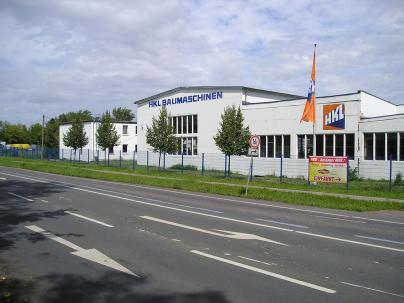 HKL Baumaschinen Halle - Mieten - Kaufen - Service