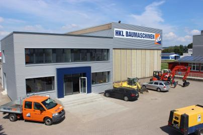 HKL Baumaschinen Kassel - Mieten - Kaufen - Service