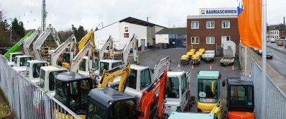 HKL Baumaschinen Krefeld - Mieten - Kaufen - Service