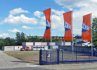 HKL Raumsystemcenter Leipzig mieten - kaufen - Service