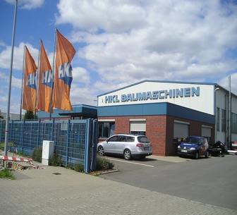 HKL Baumaschinen Magdeburg - mieten - kaufen - Service