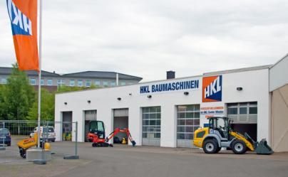 HKL Baumaschinen Minden - Mieten - Kaufen - Service