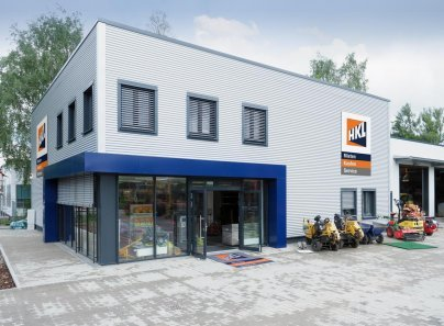 HKL Center München-West - Gröbenzell - Baumaschinen mieten