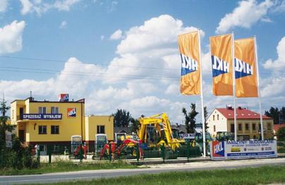 HKL Polen: Oddział - Toruń