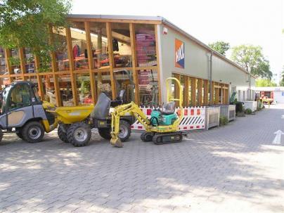 HKL Baumaschinen Potsdam - Mieten - Kaufen - Service