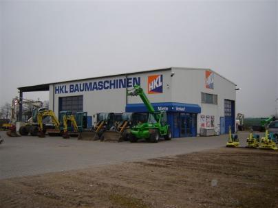 HKL Baumaschinen Prenzlau - Mieten - Kaufen - Service