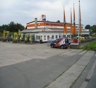 HKL Baumaschinen Salzwedel - Mieten - Kaufen - Service