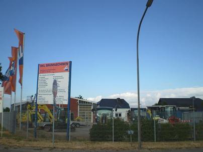 HKL Baumaschinen Schwarzenbeck - Mieten - Kaufen - Service