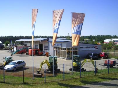 HKL Baumaschinen Senftenberg - Mieten - Kaufen - Service