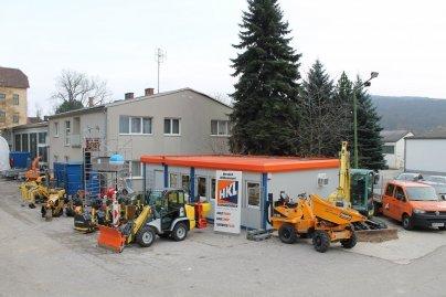HKL Baumaschinen Wien - Mieten - Kaufen - Service