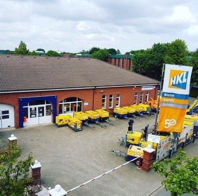 HKL Baumaschinen Itzehoe - Mieten - Kaufen - Service
