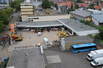 HKL Baumaschinen Kaiserslautern - Mieten - Kaufen - Service