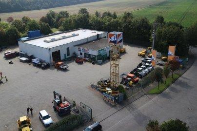 HKL Baumaschinen Koblenz - Mieten - Kaufen - Service