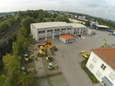 HKL Baumaschinen Landshut - Mieten - Kaufen - Service