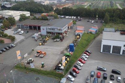 HKL Baumaschinen Limburg - Mieten - Kaufen - Service