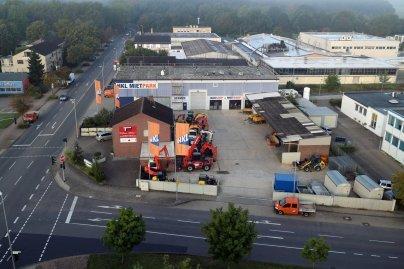 HKL Baumaschinen Mönchengladbach - Mieten - Kaufen - Service