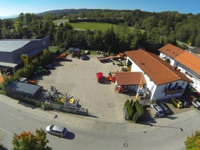 HKL Baumaschinen München Süd - mieten - kaufen - Service