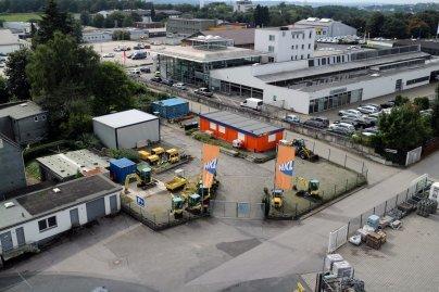 HKL Baumaschinen Remscheid - Mieten - Kaufen - Service