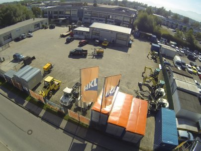 HKL Baumaschinen Rosenheim - Mieten - Kaufen - Service